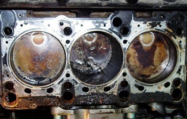 2006 Audi A4 Timing Belt Broke