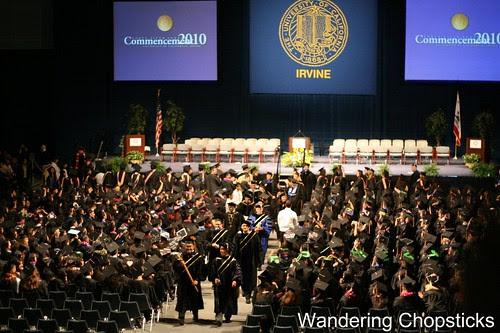 UC Irvine Commencement