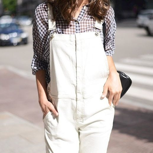 14 Le Fashion Blog 17 Ways To Wear White Overalls Gingham Shirt Via Blogger The Fashion Through My Eyes photo 14-Le-Fashion-Blog-17-Ways-To-Wear-White-Overalls-Gingham-Shirt-Via-Blogger-The-Fashion-Through-My-Eyes.jpg