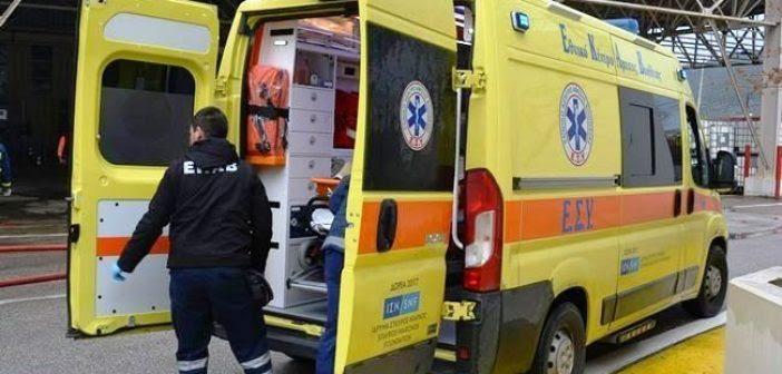 Ένας νεκρός σε τροχαίο δυστύχημα στην Πάλαιρο μετά από σύγκρουση μοτοσικλετών