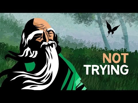Taoism: The Art Of Not Trying, Can We Improve When We Stop Trying To Improve?
