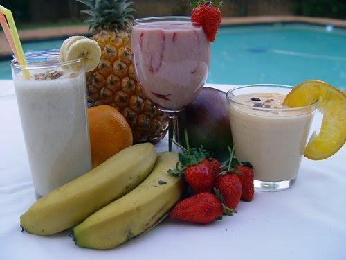 Image result for banana Hawaiian mocktail