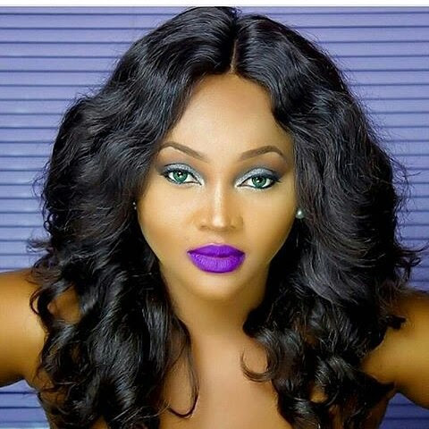 Nollywood Actress Mercy Aigbe Looks Fierce In New Photo