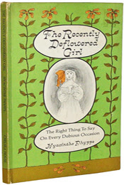 The Recently Deflowered Girl by Edward Gorey