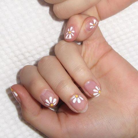 Nail Polish Design For Short Nails Creative Touch