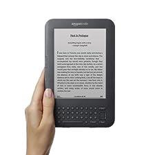 Kindle Wireless Reading Device, Wi-Fi, Graphite, Latest Generation