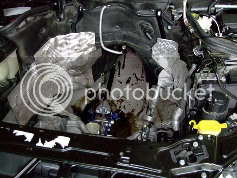 C32 AMG engine swap - MBWorld.org Forums