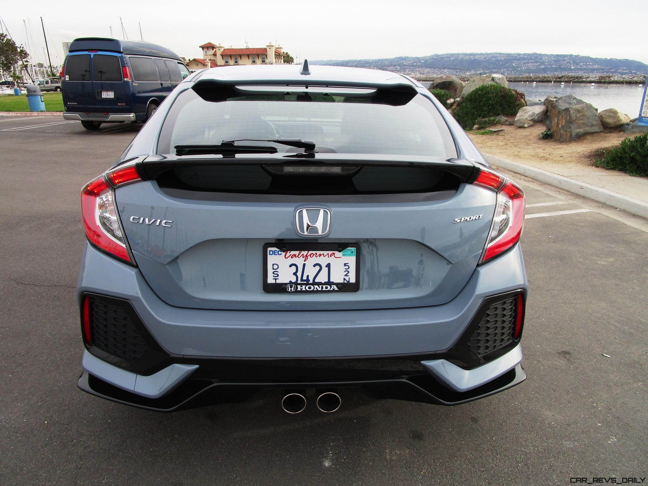 2017 Honda CIVIC Spo