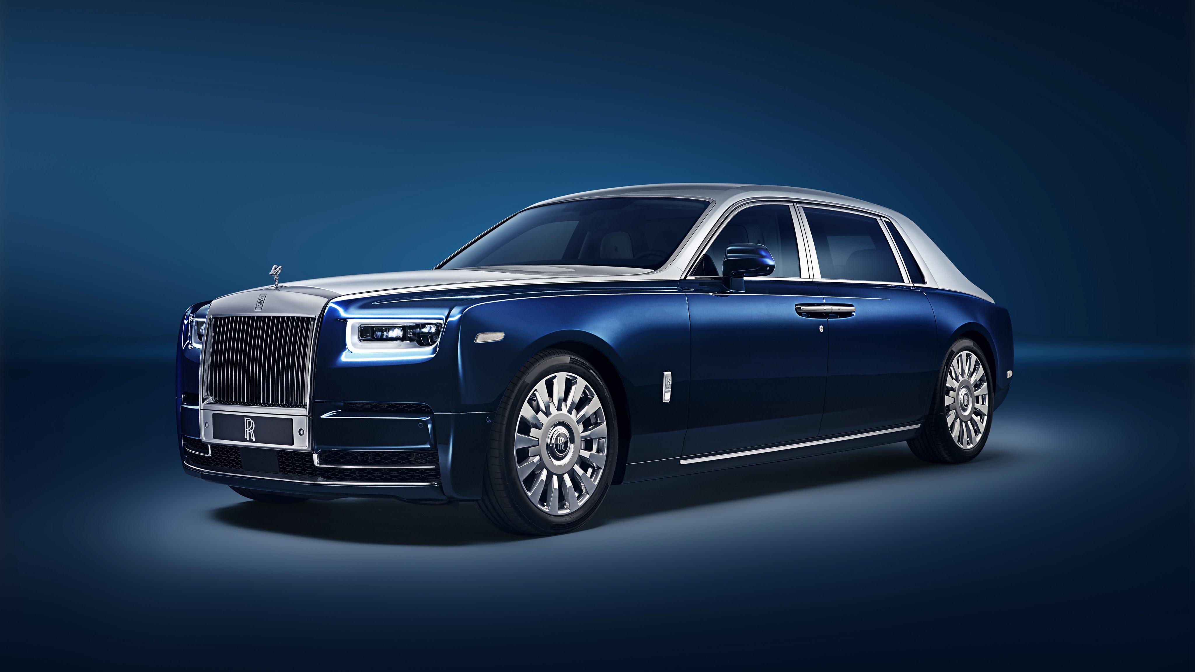 Rolls-Royce Phantom EWB Chengdu 2018 4K Wallpapers   HD ...