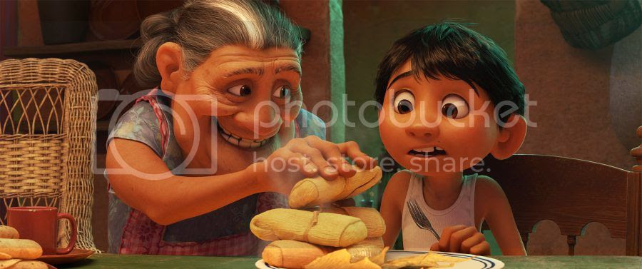 Disney Coco release