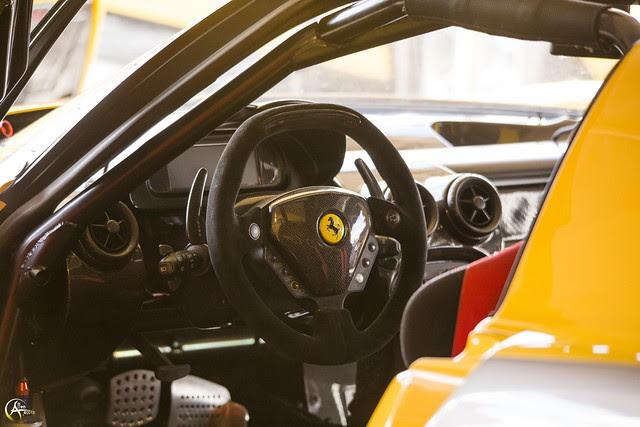 FXX steering wheel