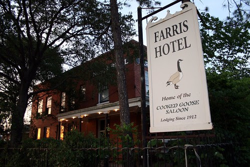 the farris hotel