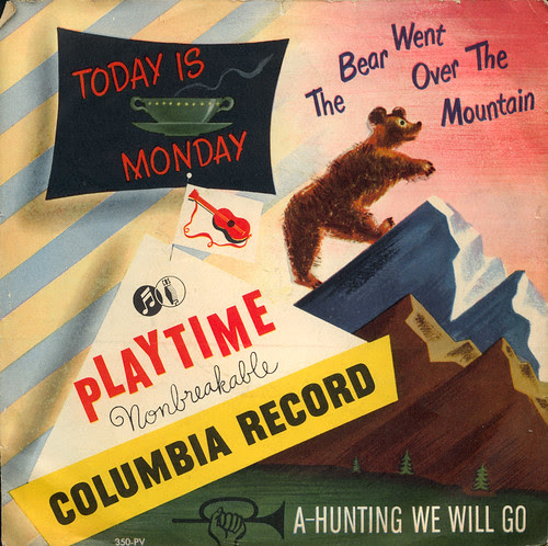 The Bear Went Over the Mountain 45