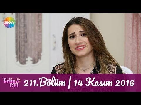 Gelin Evi 15 Kasim 2016 212.Bölüm İzle Full Tek Parça