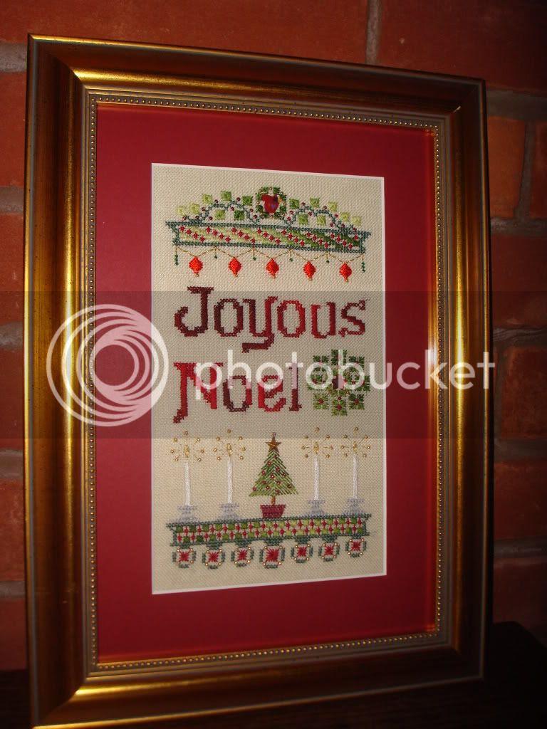 Elizabeth Designs Joyous Noel