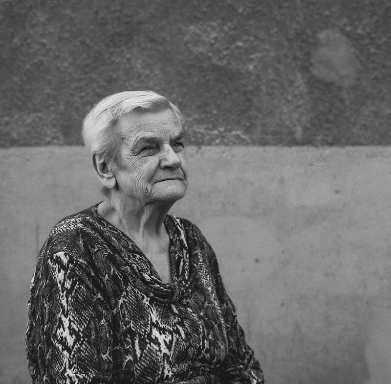 My Mother - Copyright © 2013 Marcin Michalak Photography.