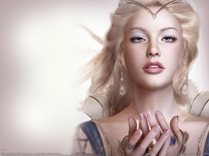 Fantasy CG Girls Wallpapers by