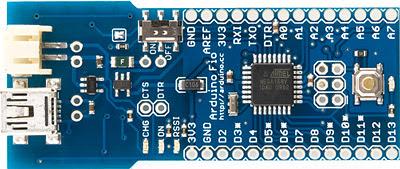 Arduino Fio Board