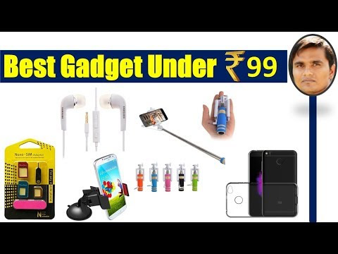 Top 5 Useful Mobile Gadgets Under Rs. 99
