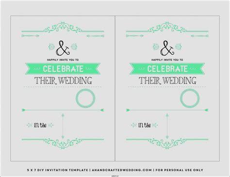 Editable Wedding Invitation Cards Templates Free Download