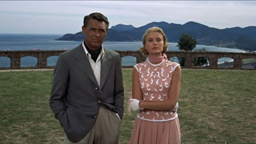 Image result for to catch a thief grace kelly