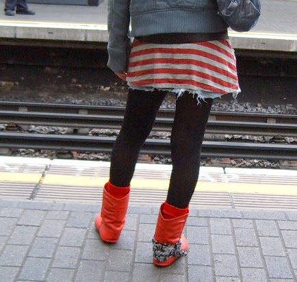 Scarf Boot