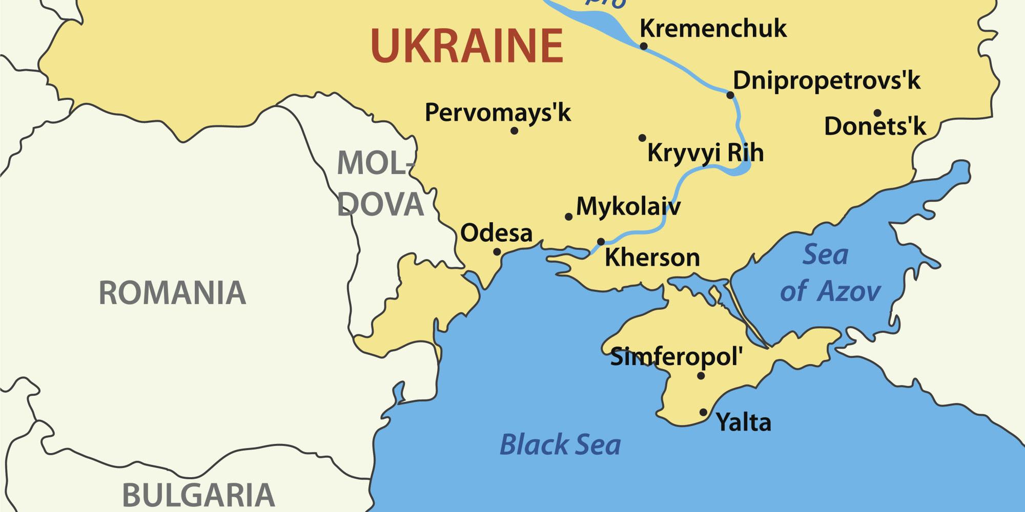 Russia Ukraine Conflict 101 Huffpost