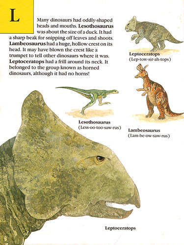 Leptoceratops & friends