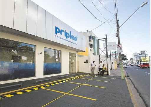 Foto: Sede da empresa/ Blenda Souto Maior