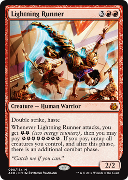 Lightning Runner