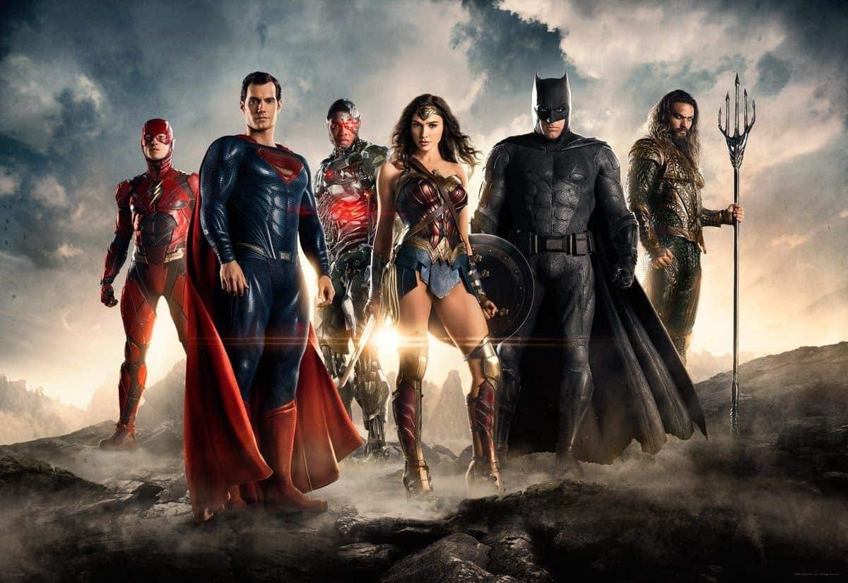 Resultado de imagem para Justice League 2017 posters