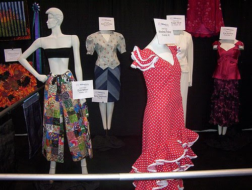 Babylock Passion For Fashion 2008 Finalists