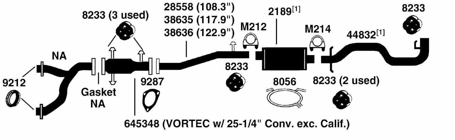 30 Chevy S10 Exhaust System Diagram - Wiring Diagram Database