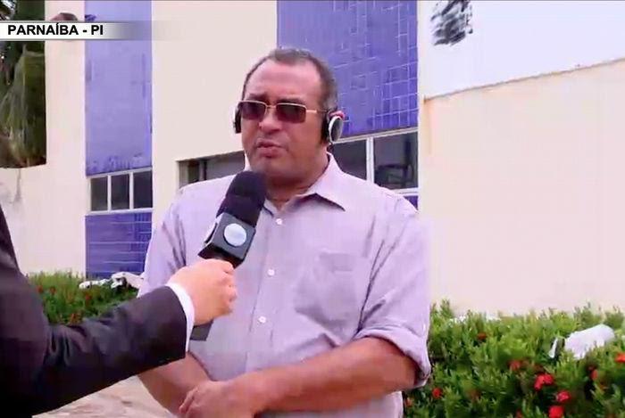 Médico legista Antônio Nunes Pereira (Crédito: Reprodução)