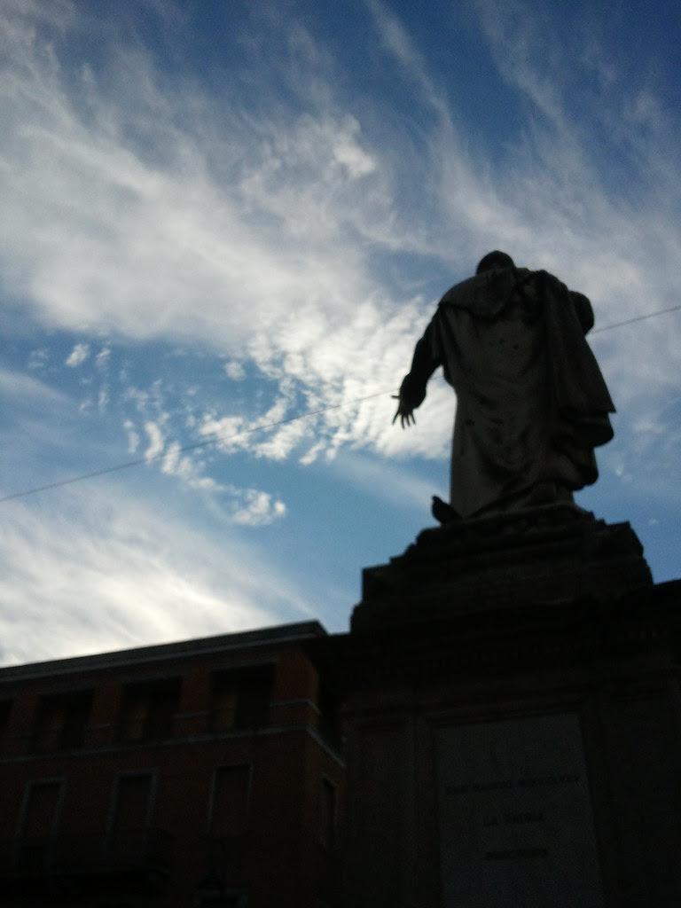 Savonarola Place. Ferrara,Italy - Piazza Savonarola, Ferrara,Italy. Copyright www.fedetails.net