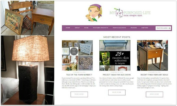 featured posts at My Repurposed Life