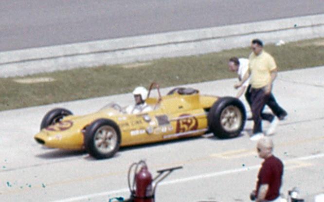 John Zink Trackburner, Indianapolis