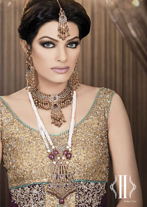 New Pakistani Jewelry Designs & Accessories for Bridal (22
