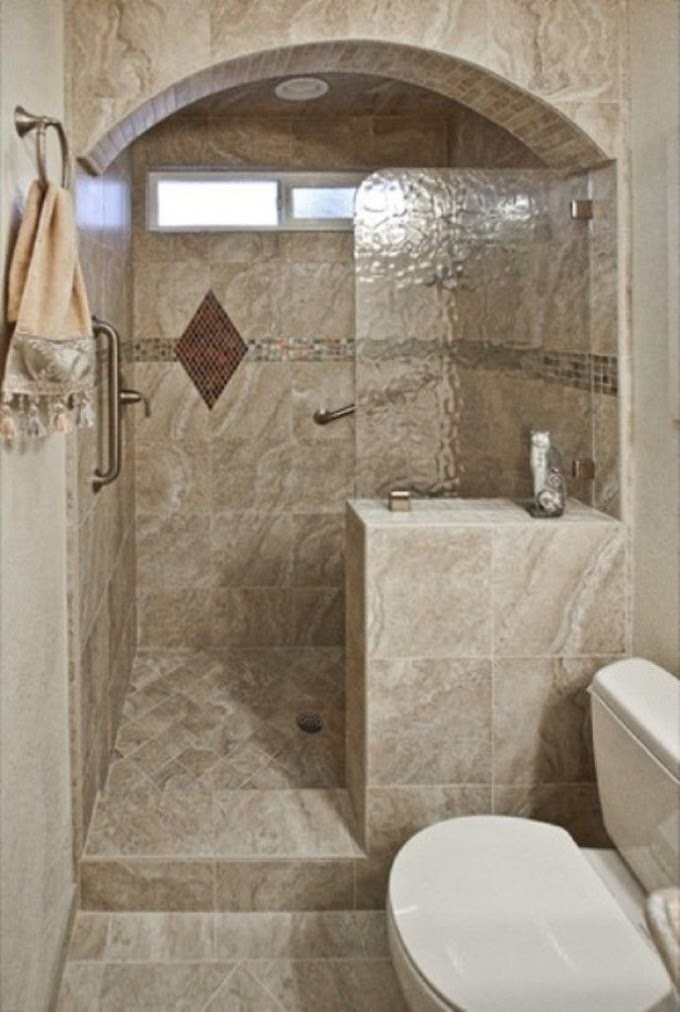 Get Inspired For Bathroom Remodel Small Bathroom Walk In Shower Ideas Photos