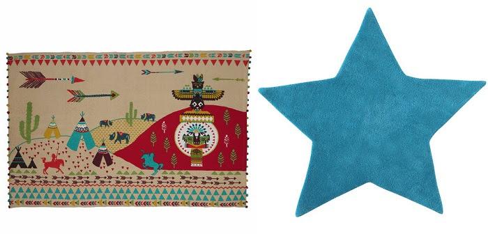 10 alfombras infantiles baratas ideales para la habitación ...