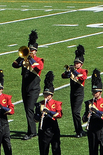 Chaparral High School Marching Band