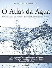 Livro  traz mapas com a distribuição das águas em diversas localidades