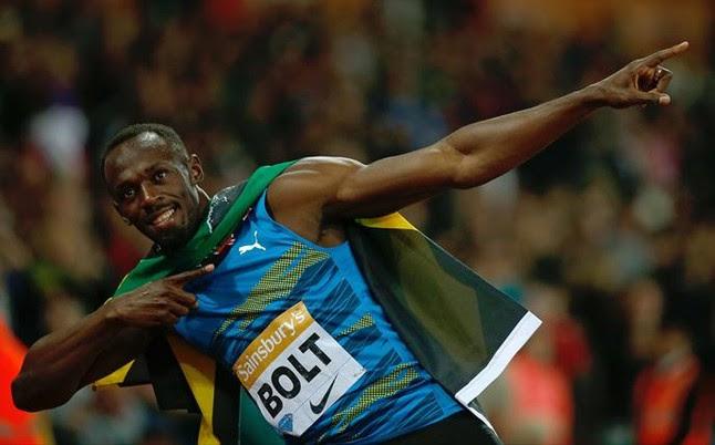 Bolt y Fraser-Pryce encabezan la delegación de Jamaica en el Mundial de Pekín