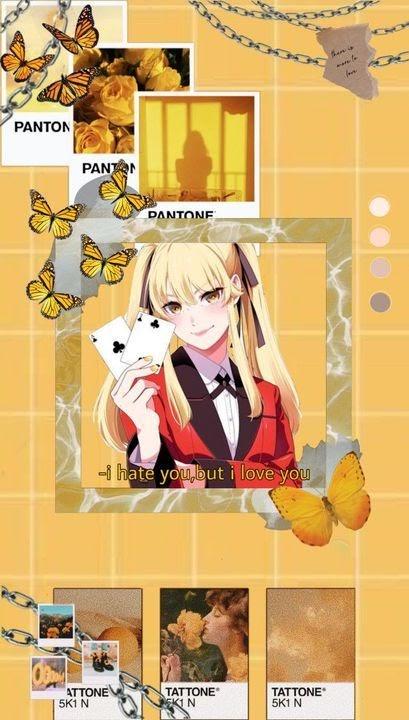 Anime Wallpapers Kakegurui Runa