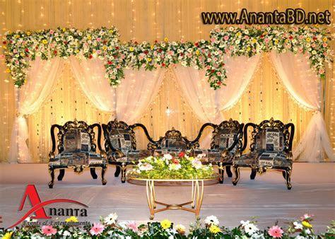 Reception Stage & Hall Decoration, bangladesh
