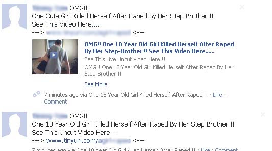 Omg One Cute Girl Killed Herself After Raped By Her Step Brother
