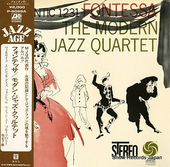 MODERN JAZZ QUARTET, THE fontessa