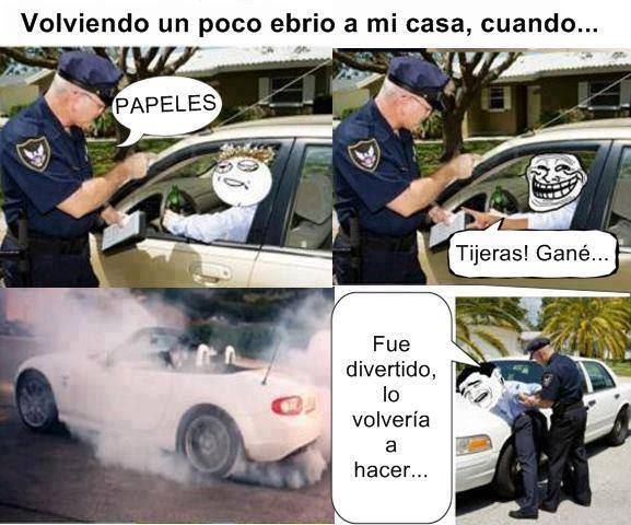Memes De Policias Imagenes Chistosas