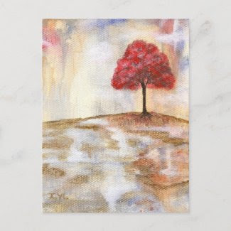 Wishing Tree postcard