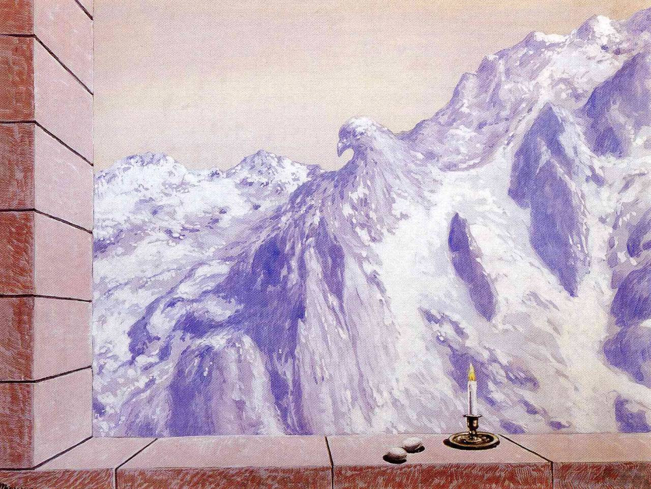 The domain of Arnheim Rene Magritte